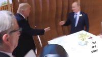 La rencontre Poutine & Trump
