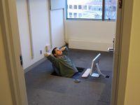 Après l'open space, l'open floor