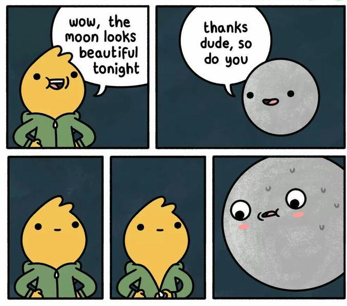 Merci mec, toi aussi
