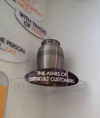 Le client est toujours roi mais faut pas pousser quand même