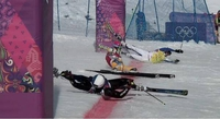Photo finish a Sotchi
