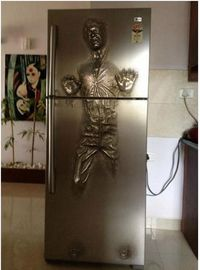 Réfrigerateur en carbonite