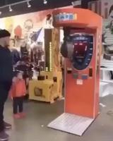 Mon papa, c'est le plus fort!