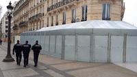 La nouvelle deco du Fouquet's
