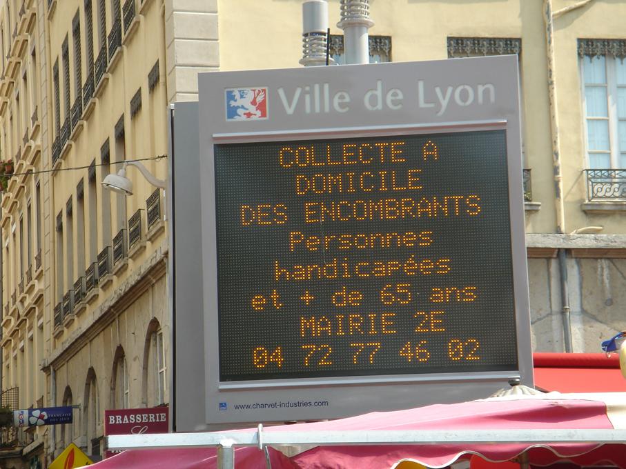 Collecte des encombrants - Collecte encombrants lyon ...