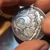Belle pièce de monnaie