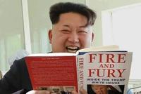Faire rire notre grand leader