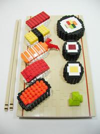 Sushis Lego