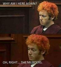Le tueur d'Aurora réalise