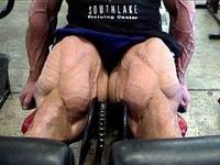 La muscu, ça fait de jolis jambes