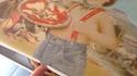 Une pizza de bon goût
