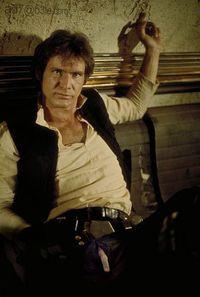 Han Solo solo