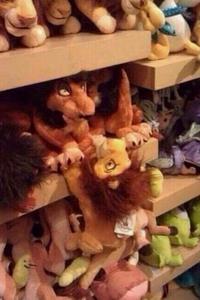 Au revoir Mufasa