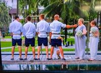 Les photos aux mariages sont de plus en plus romantique