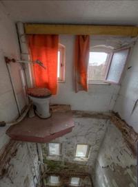 WC pour stylites