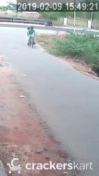 Bike jacking