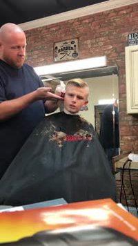 Accident chez le coiffeur