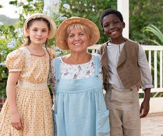 Un épisode spécial où le petit boy va apprendre qu'il ne suffit pas de claquer des doigts pour récolter le coton... Prochain épisode : Joséphine et la Guerre de Sécession où elle s'illustrera sous les ordres du général Lee.