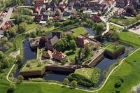 La forteresse de Dömitz, Allemagne