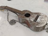 Guitare spéciale blues