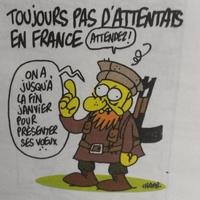 Charb aura fait un bon dessin dans la vie !