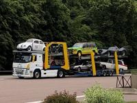 Livraison de voiture de collection