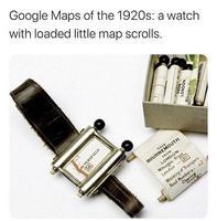 Ancêtre du GPS