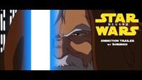 Star Wars : un Nouvel Espoir en anime