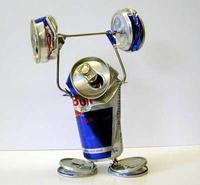 Figurine Red Bull