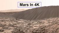 Mars en 4K