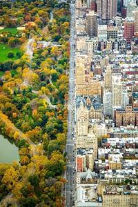Central park à gauche