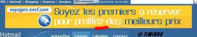 Chez la SNCF, on sait bien parlez francais.
