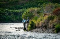 Pêche... et chasse