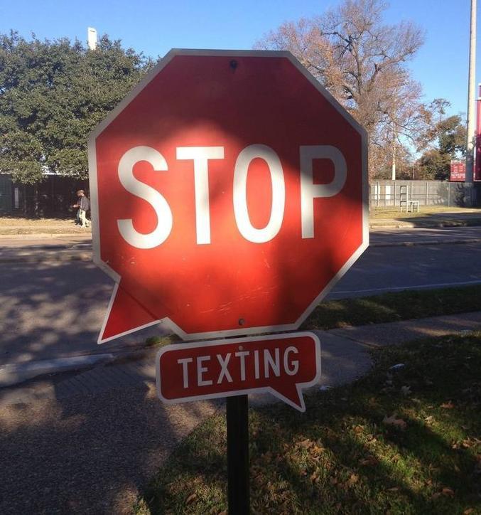 """Après le """"stop la pub"""", le """"stop les sms"""""""