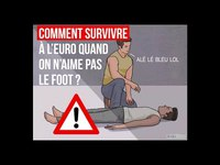 Guide pour survivre à l'Euro 2016