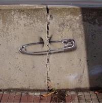 attache mur