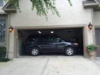 10 minutes pour sortir du garage