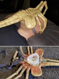 Bricoleur qui a transformé son appareil respiratoire...
