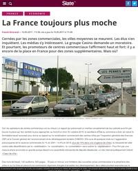 La France toujours plus moche