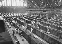 Bibliothèques des empreintes digitales du FBI