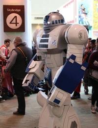 R2 s'est préparé pour l'Eté