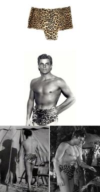 Le maillot de Tarzan : confortable et seyant