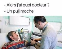 Alors, j'ai quoi docteur ?