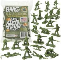 Figurines de femmes-soldats