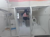 Toilettes russes aux JO