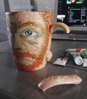 Un mug artistique