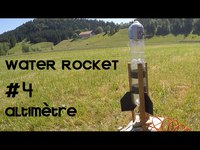 DIY altimètre pour fusée a eau