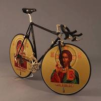 Un vélo sacré