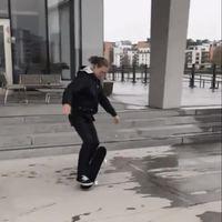 Quelqu'un connaît le nom de cette figure de skate?