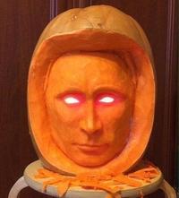 Halloween russe